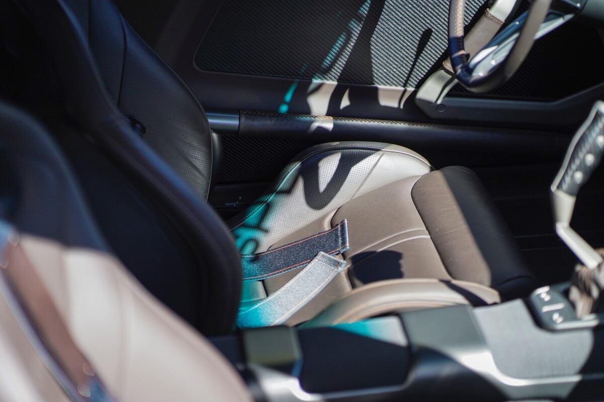 Sedište za dete u automobilu