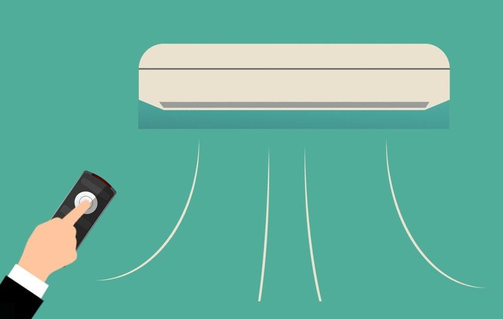 klima-uređaj-daljinski